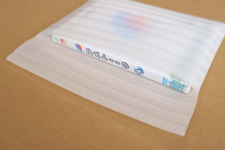 【1500枚】(@8.26円) ライトロン袋(厚み1mm) DVD・PS3ソフト用